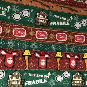 CHRISTMAS STORY Wrapping Paper Gift Wrap 1Roll NEW